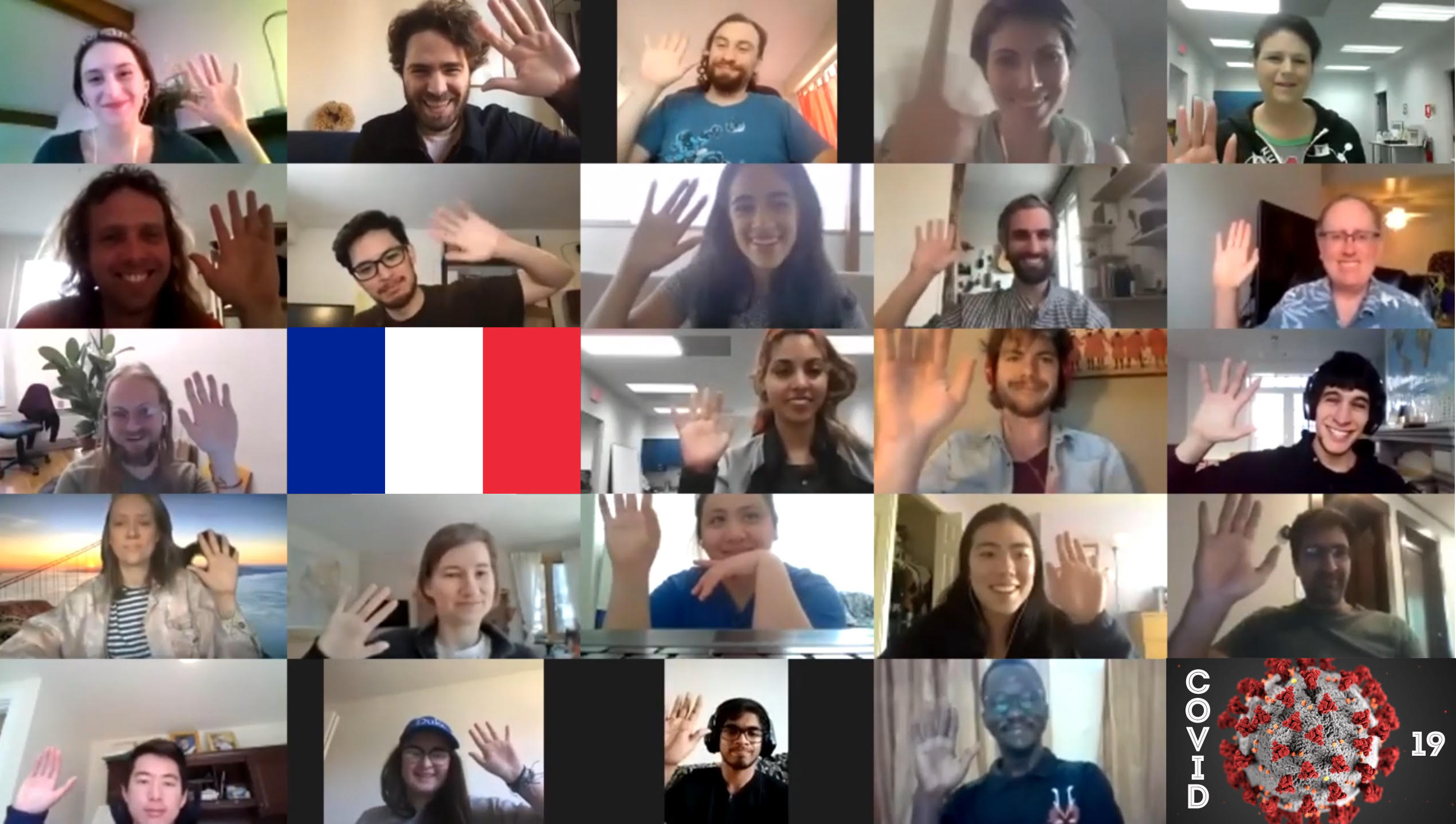 Plan C Live: Maker Response to Covid-19 in France