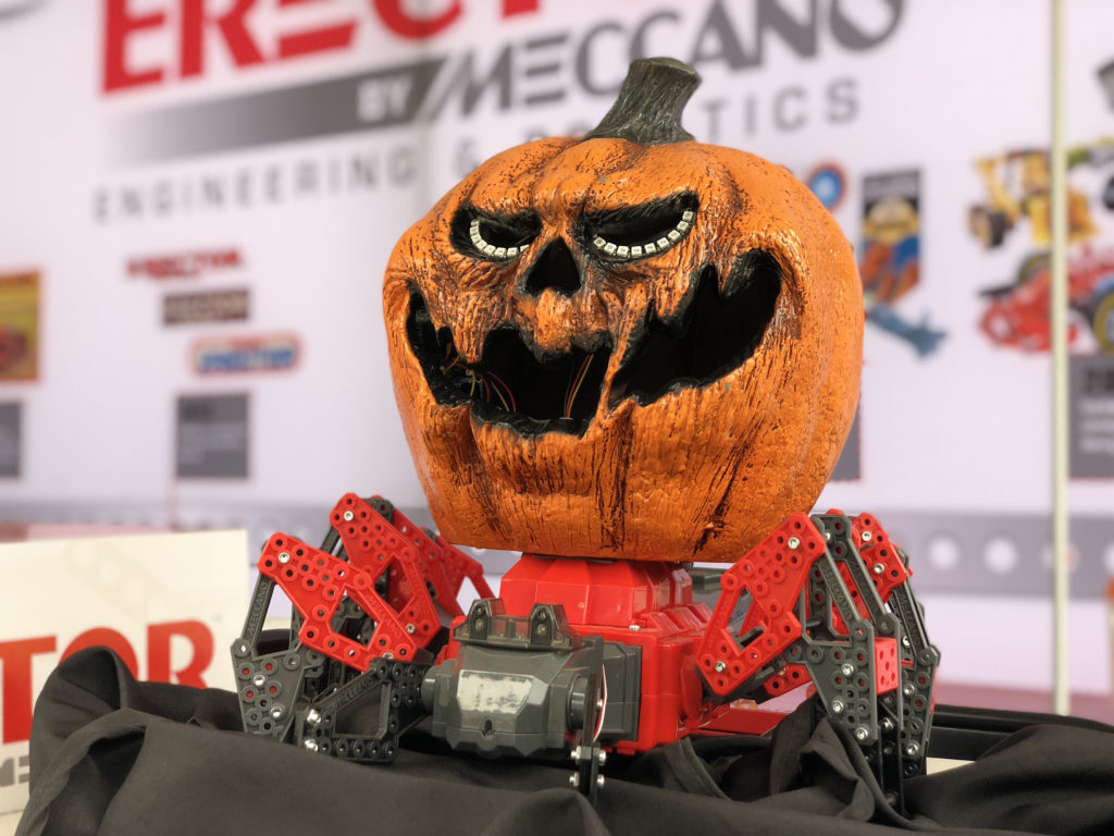 Get Those Props, Costumes, and Decorations Ready, Our Halloween Contest Is Live!