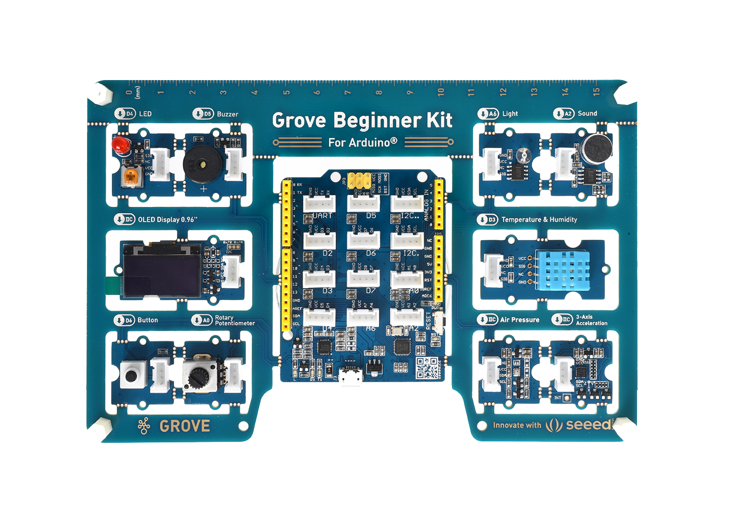 Seeed Studio Grove Beginner Kit for Arduino