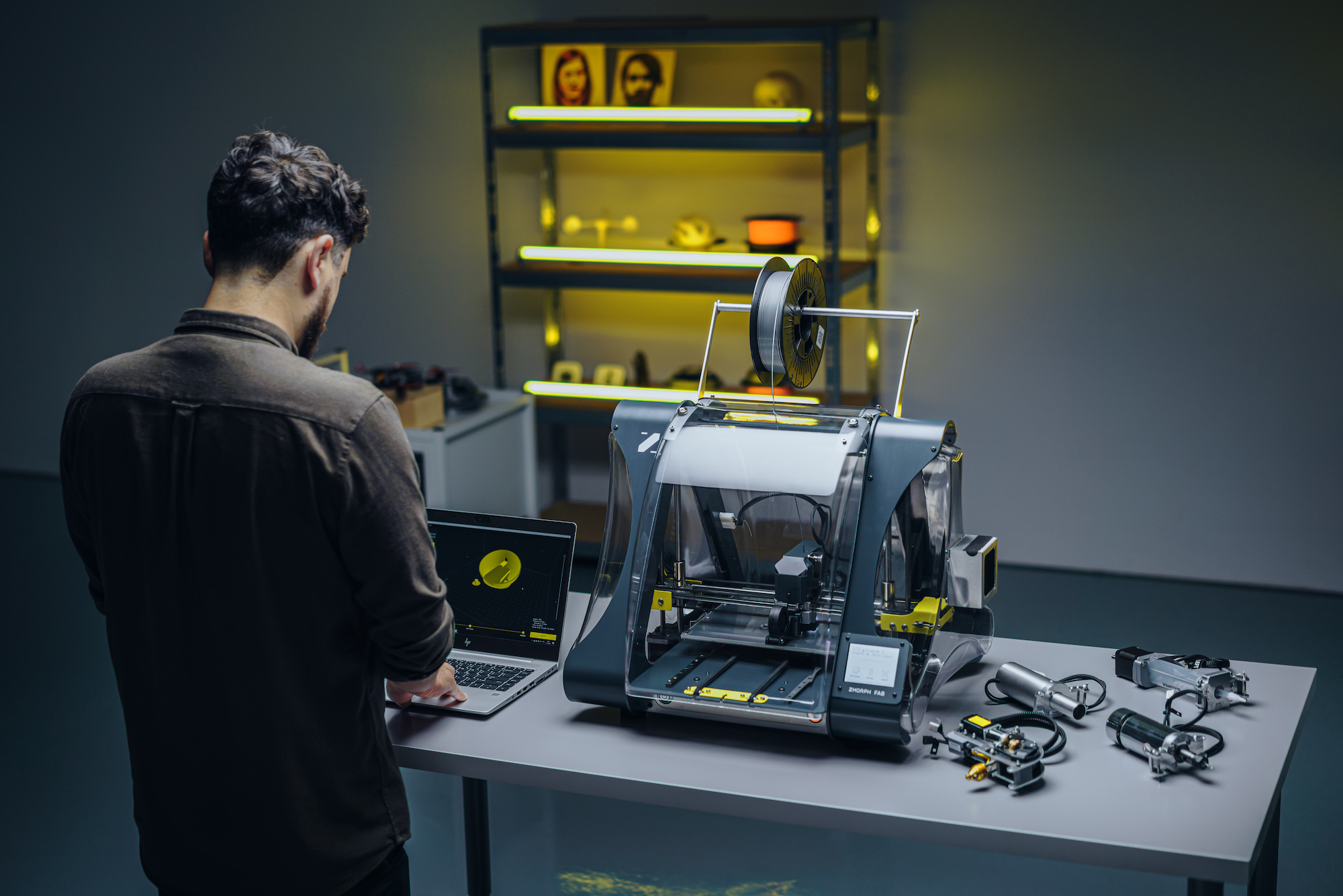 Zmorph Matures And Brings Industrial Quality To 3D Printing