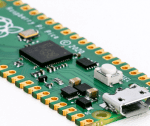 """Raspberry Pi Announces  """"Pico"""" Microcontroller with Custom Chip, Collaborations with Arduino, Adafruit, and Others"""