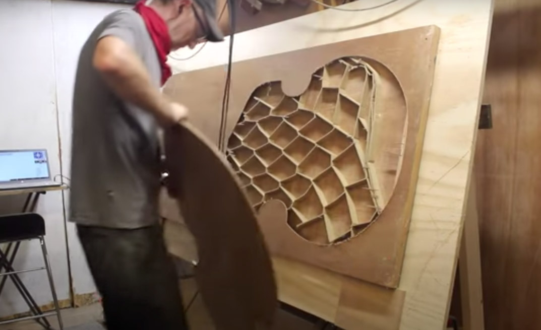 Reuse Hollow-core Doors To Make Plywood and More