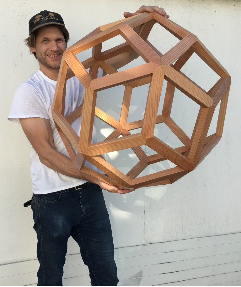 Maker Spotlight: Leif Maginnis