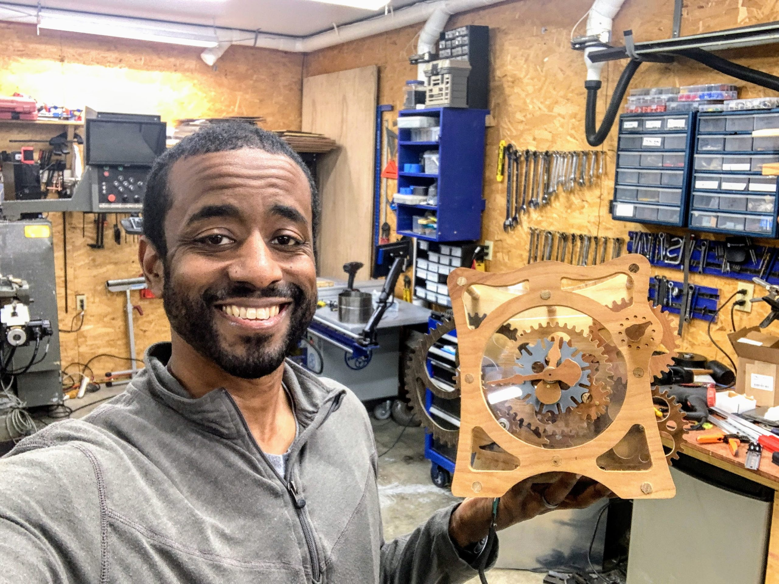 Maker Spotlight: Jeremy Fielding