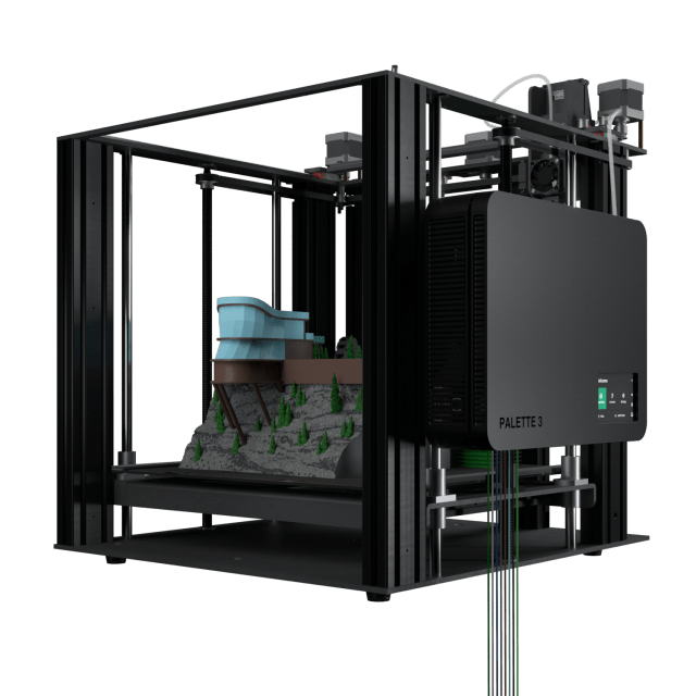 Mosaic Announces A Ton Of New Items Including Automation, Industrial Printers, and Multicolor 3D Printing Upgrades