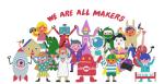Maker Faire Kyoto 2021: DIY Desktop Tunes, Molecular Gastronomy, Papercraft Robots…This Weekend
