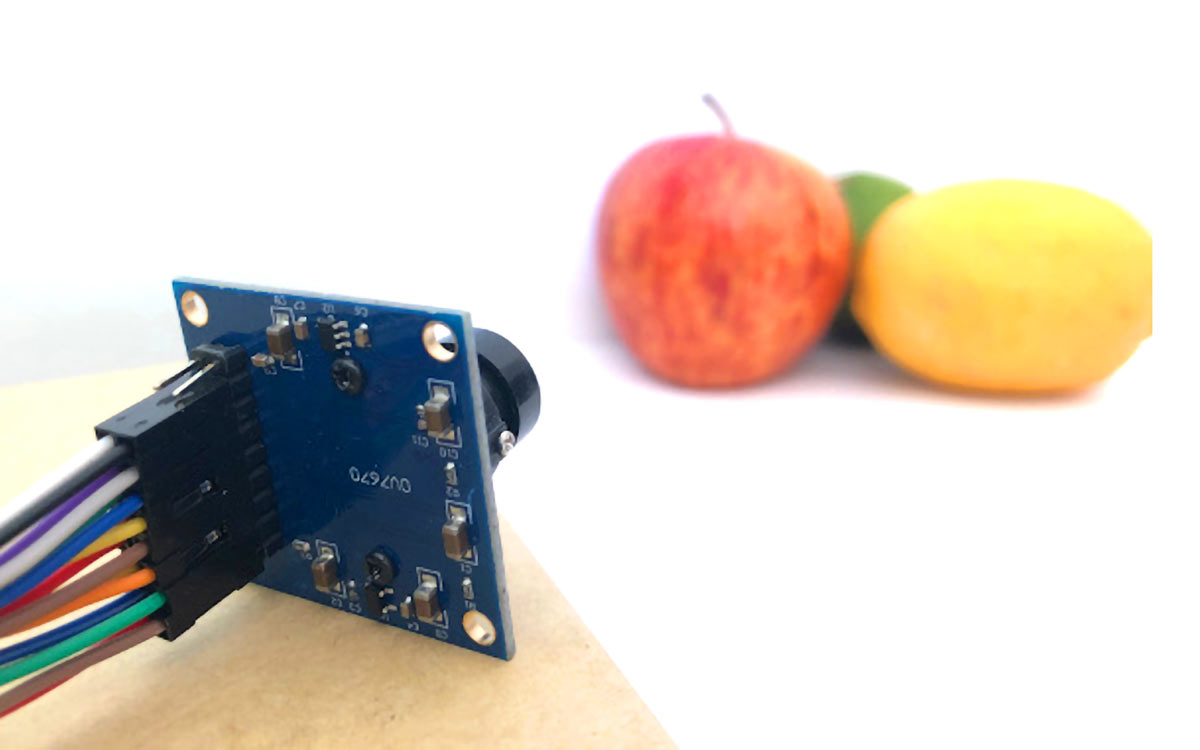 Exploring the Microverse: Machine Learning on Microcontrollers | Make: