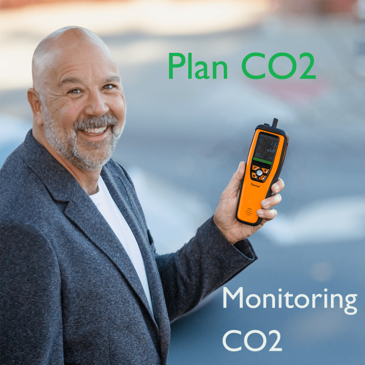 Plan CO2 – A Thing or Two About Monitoring CO2