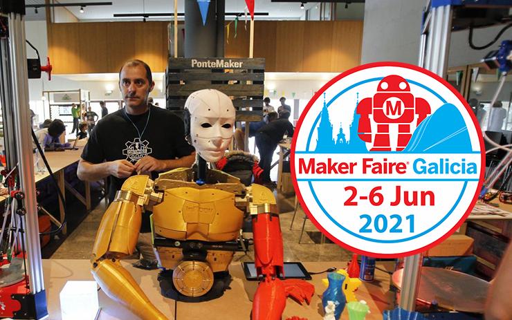Think Big At Virtual Maker Faire Galicia 2021