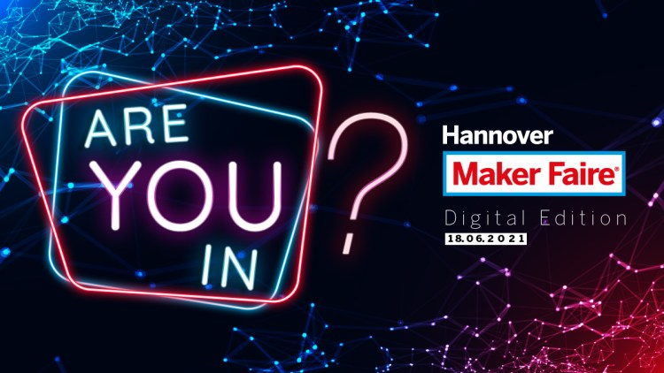 Maker Faire Hannover 2021 Goes Disco