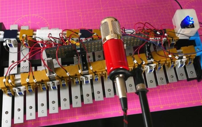 MUSIC MAKING: BLE MIDI Xylophone