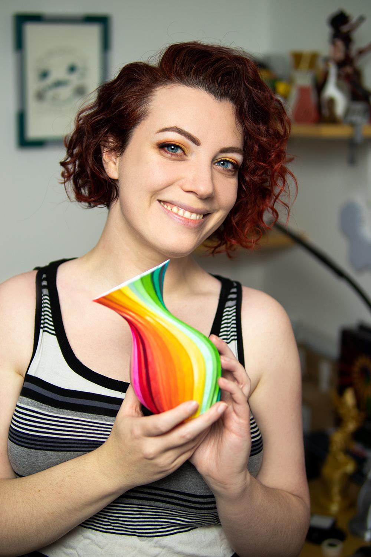 Maker Spotlight: Geeky Faye