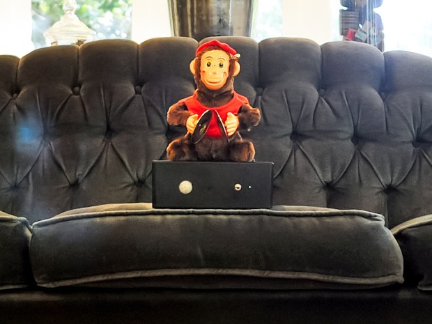 Monkey Couch Guardian