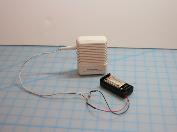 Simple Laser Communicator