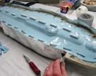 Making a Hard-Shell Mold