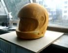 Life size LEGO helmet
