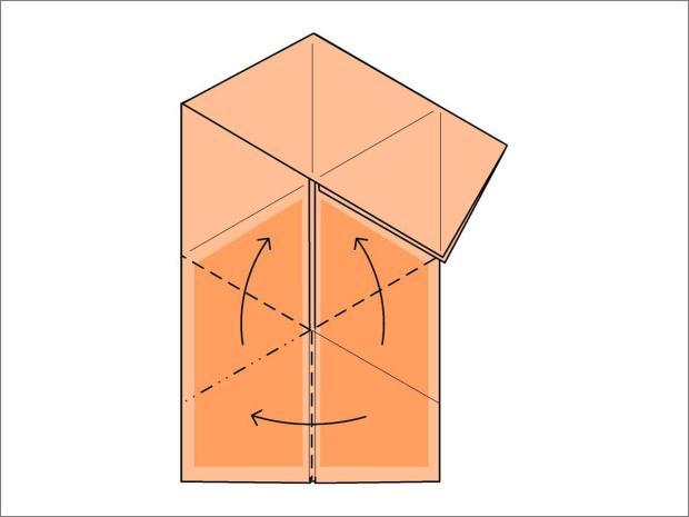 Origami Spinner