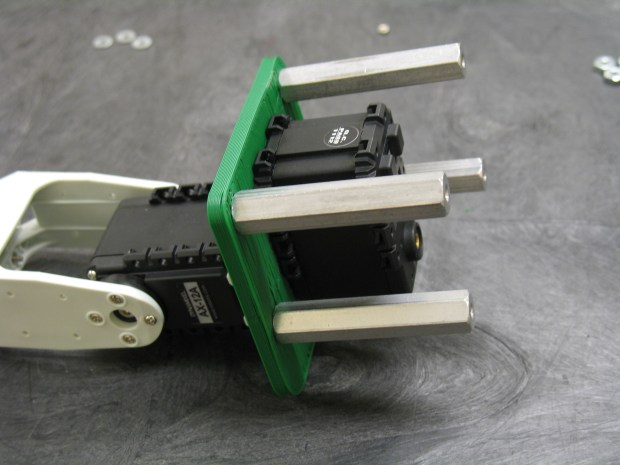 Build an Arm for Your TurtleBot