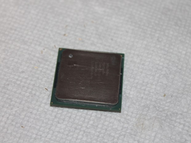 Processor Keychain