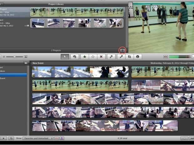 Split Screen Effect w/ iMovie