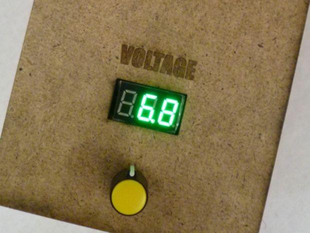 0 – 24 Volt, 2 Amp Bench Top Power Supply