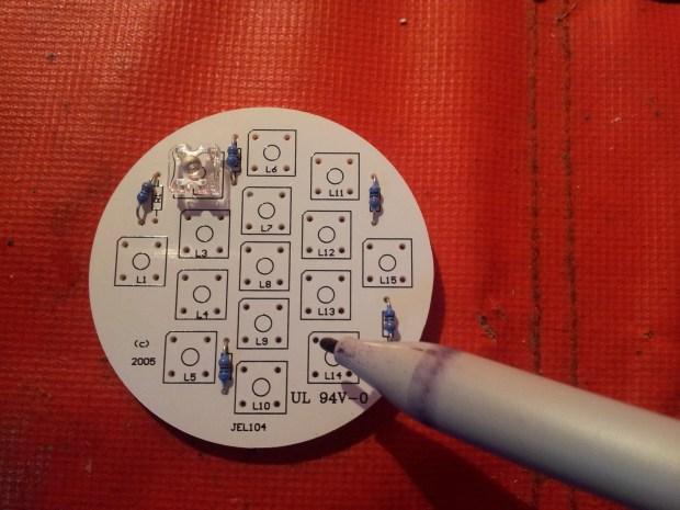 15-LED Light Kit