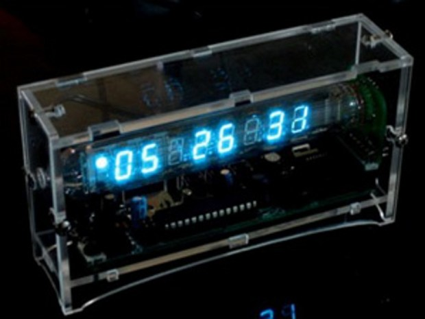 Ice Tube Clock Kit