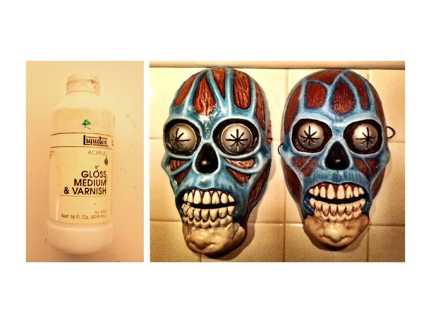 'They Live' Alien Masks