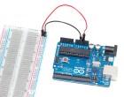 Control a Servo with a Force-Sensitive Resistor