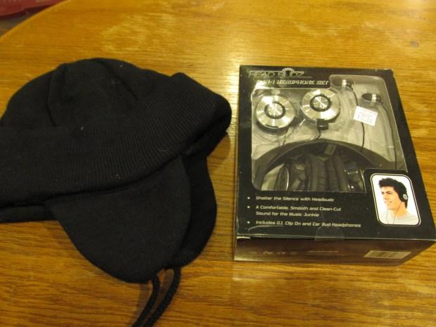 HeadphoneHat
