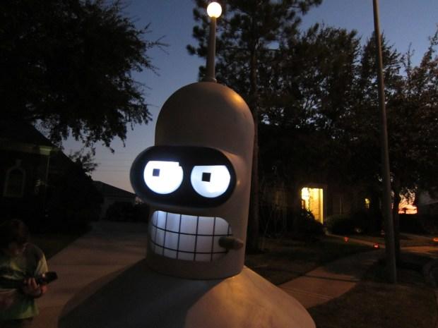 My Bender Build
