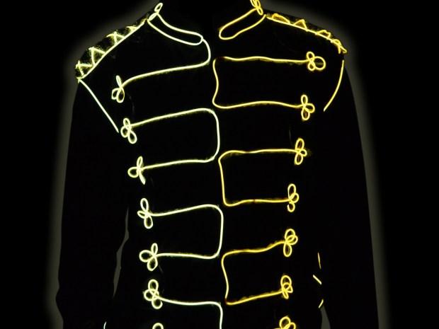 EZ-EL Wire Michael Jackson Costume