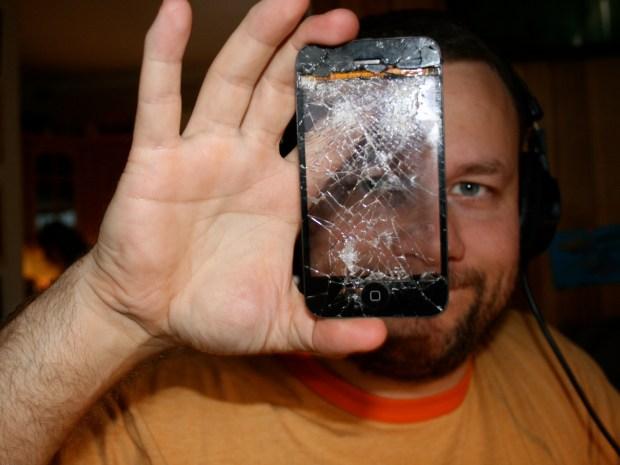 iPhone Touchscreen Repair