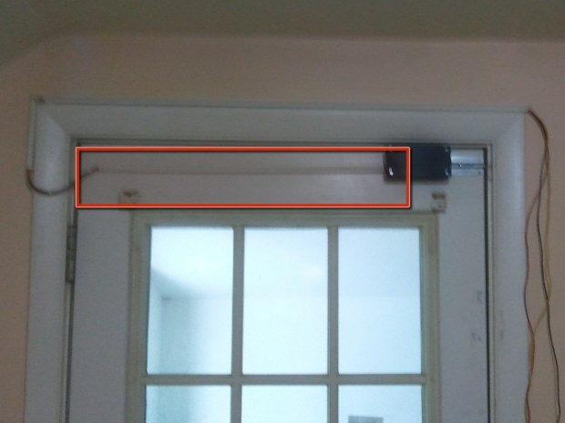 Automatic Door Lock/Unlock (For Home/Office)