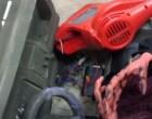 Powerwheels Clown Car