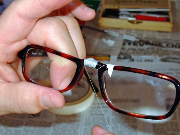 Eyeglass Frame Repair