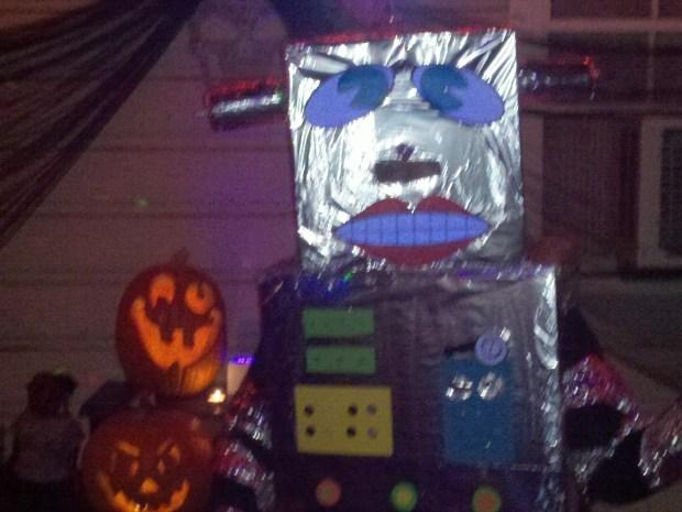 She-Bot Costume