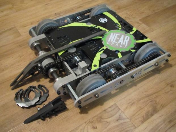 30lb Fighting Robot- Nyx