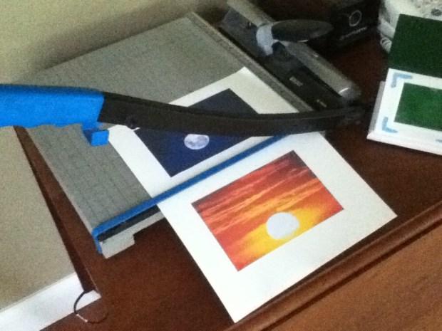 Alternating Picture Board