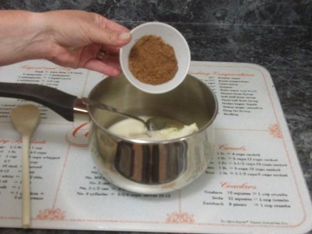 Cocoa-Coconut No-Bake Cookies