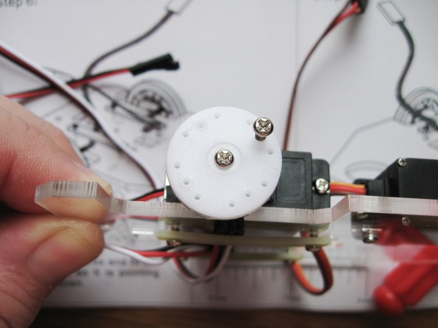 Building a Doodle Bot Kit