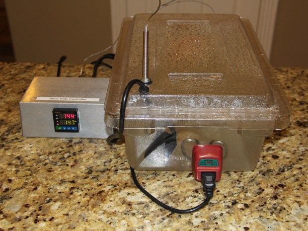 Sous Vide Cooker with Universal Controller