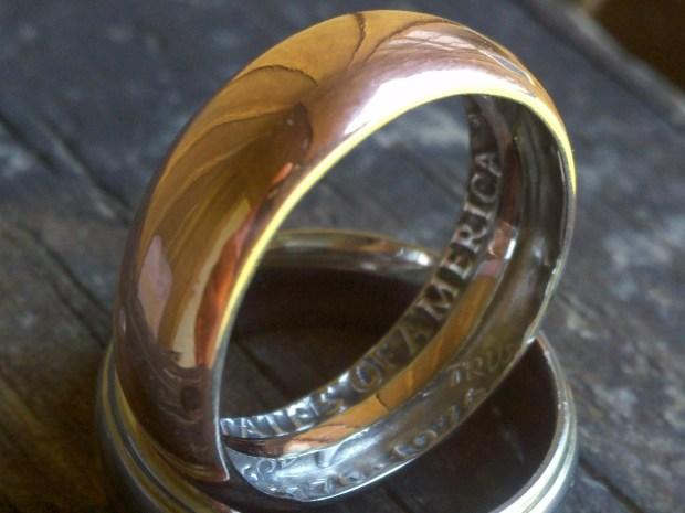Coin Ring Technique