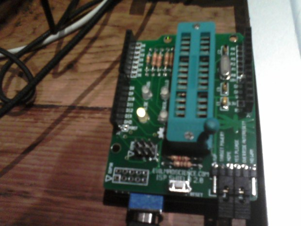 Read & Write Flash Contents of Your Arduino or AVR Chip