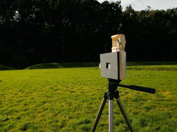 Pinhole Panoramic Camera