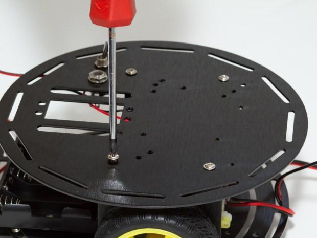Build the Rovera 2WD Robot
