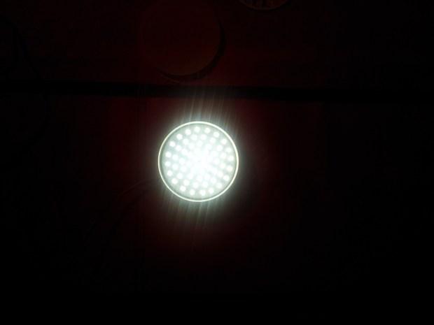 LED Garden/Deck-Light Kit with 60x5mm LEDs