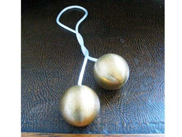 """""""Glengarry"""" Brass Balls"""