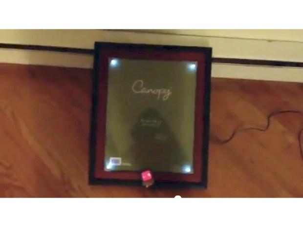 LED LilyPad Frame