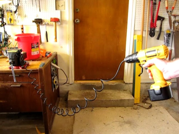 Cord Curling Part 2 – Reversing the Coil